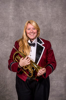 2017 Marching Salukis - Individual Photos