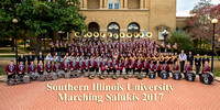 2017 Marching Salukis Group Shot